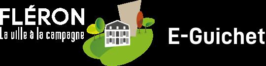 Logo E-guichet (démarches en ligne) de la commune de Fléron